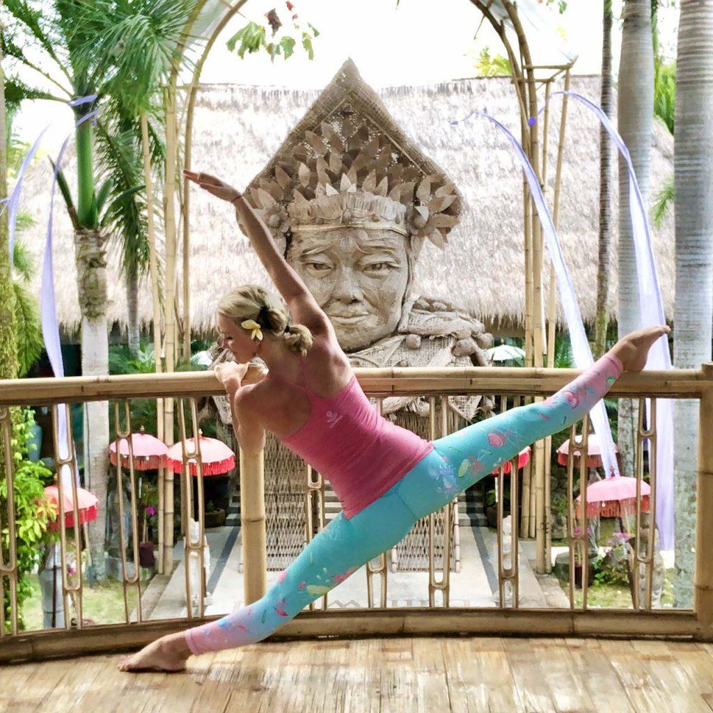 The Truth about Yoga-Sharni Quinn