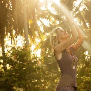 Creative Yoga branding shoot in Ubud Bali shot by Jacki Bruniquel